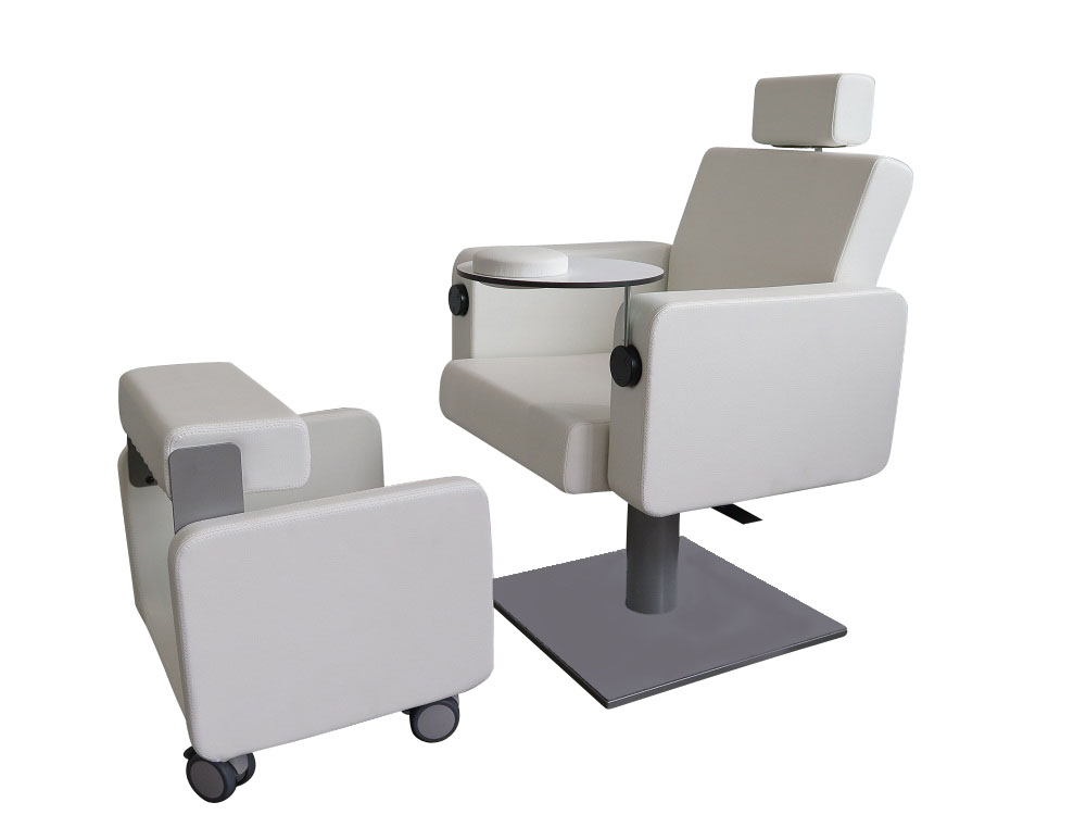 manicure,pedicure,styling chair