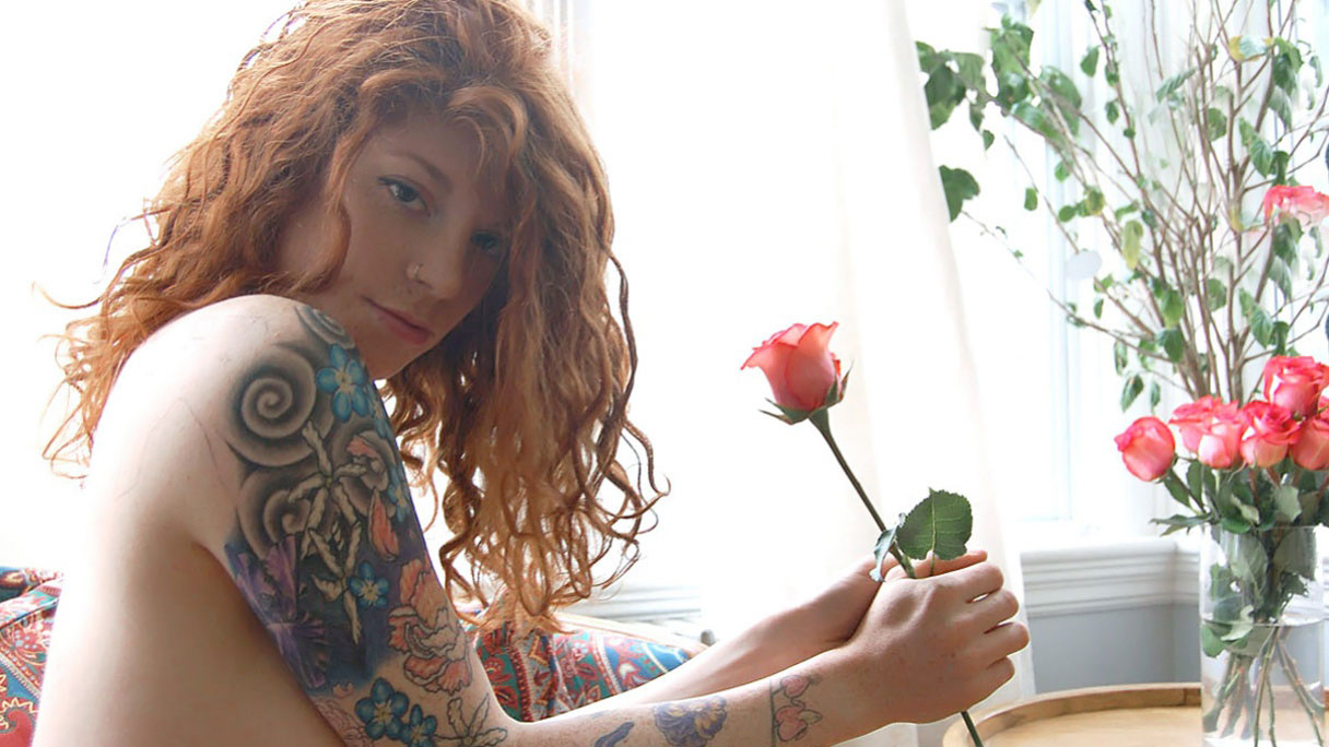 Tattoo with sleeves girls hot