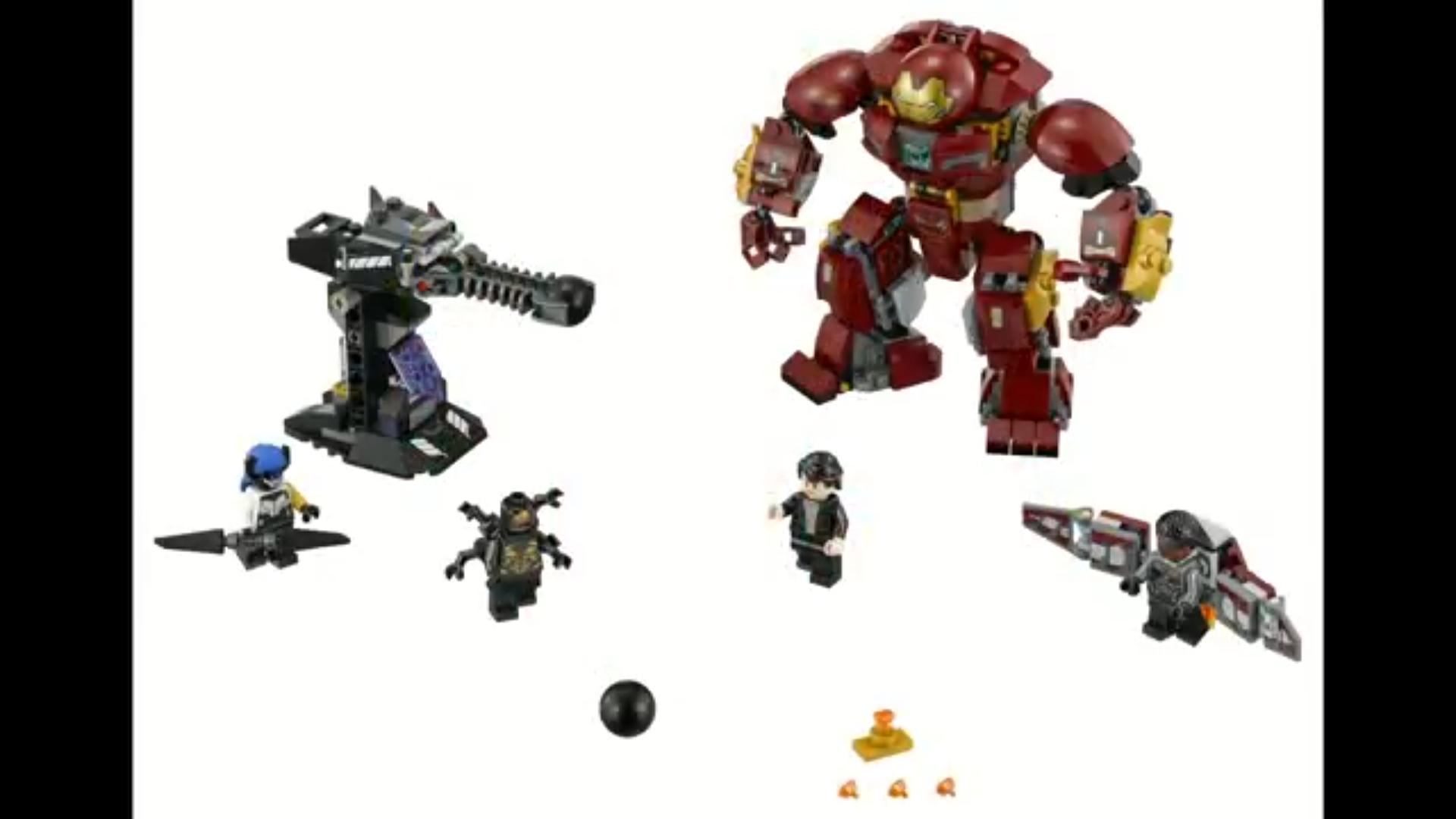 Infinity War Spoilers Toys