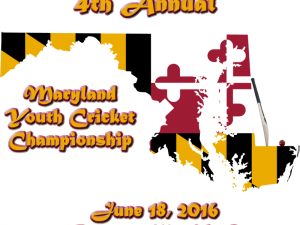 4th annual maryland youth cricket championship logo  large 1467824737637