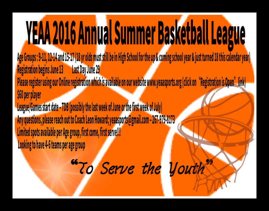 Yeaa summer league 14658198737264