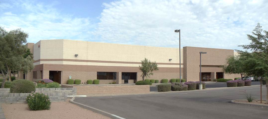 Tempe Southern Bus Center Bldg C - Industrial - Lease