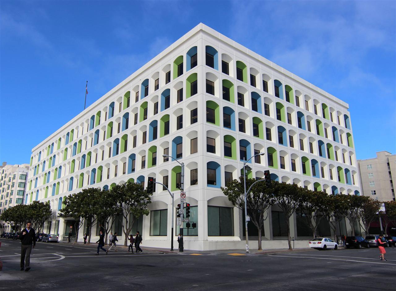 795 Folsom Street - Office - Lease