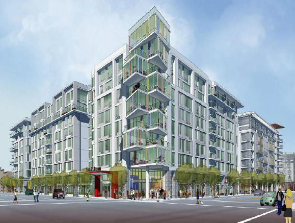5th and Folsom - Retail - Lease - Property View