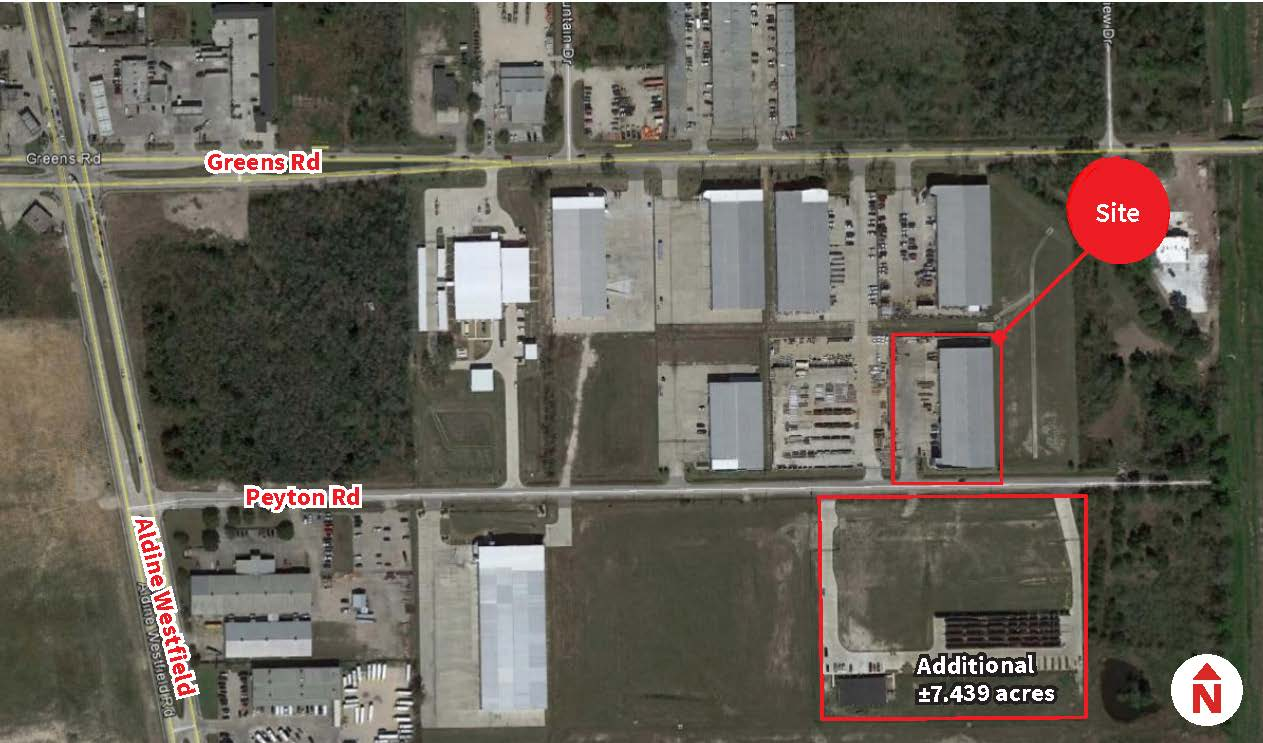 2445 Peyton Rd - Industrial - Lease