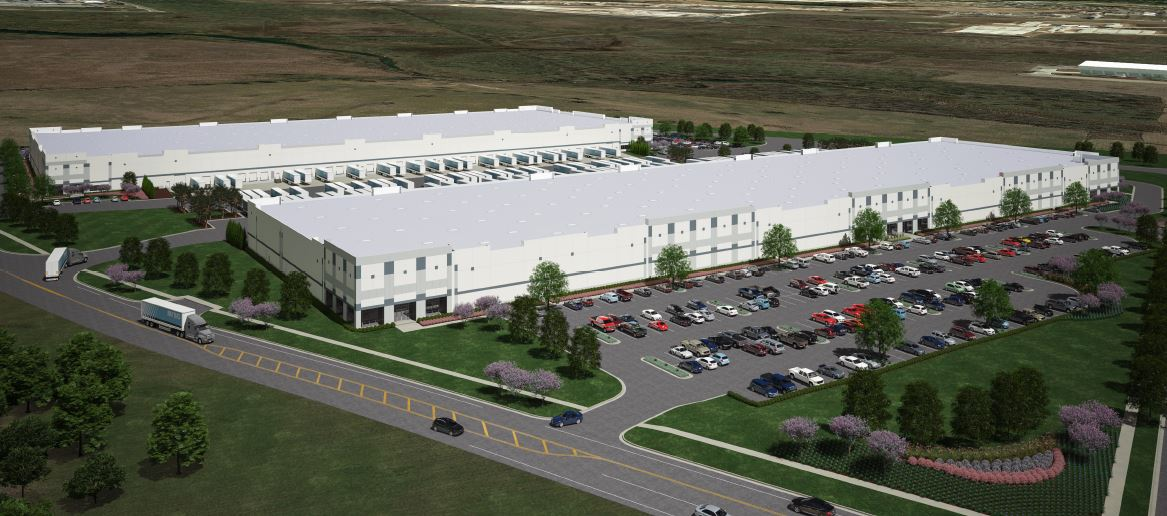 Kyle Crossing Business Park | Bldg 1 - Industrial - Lease