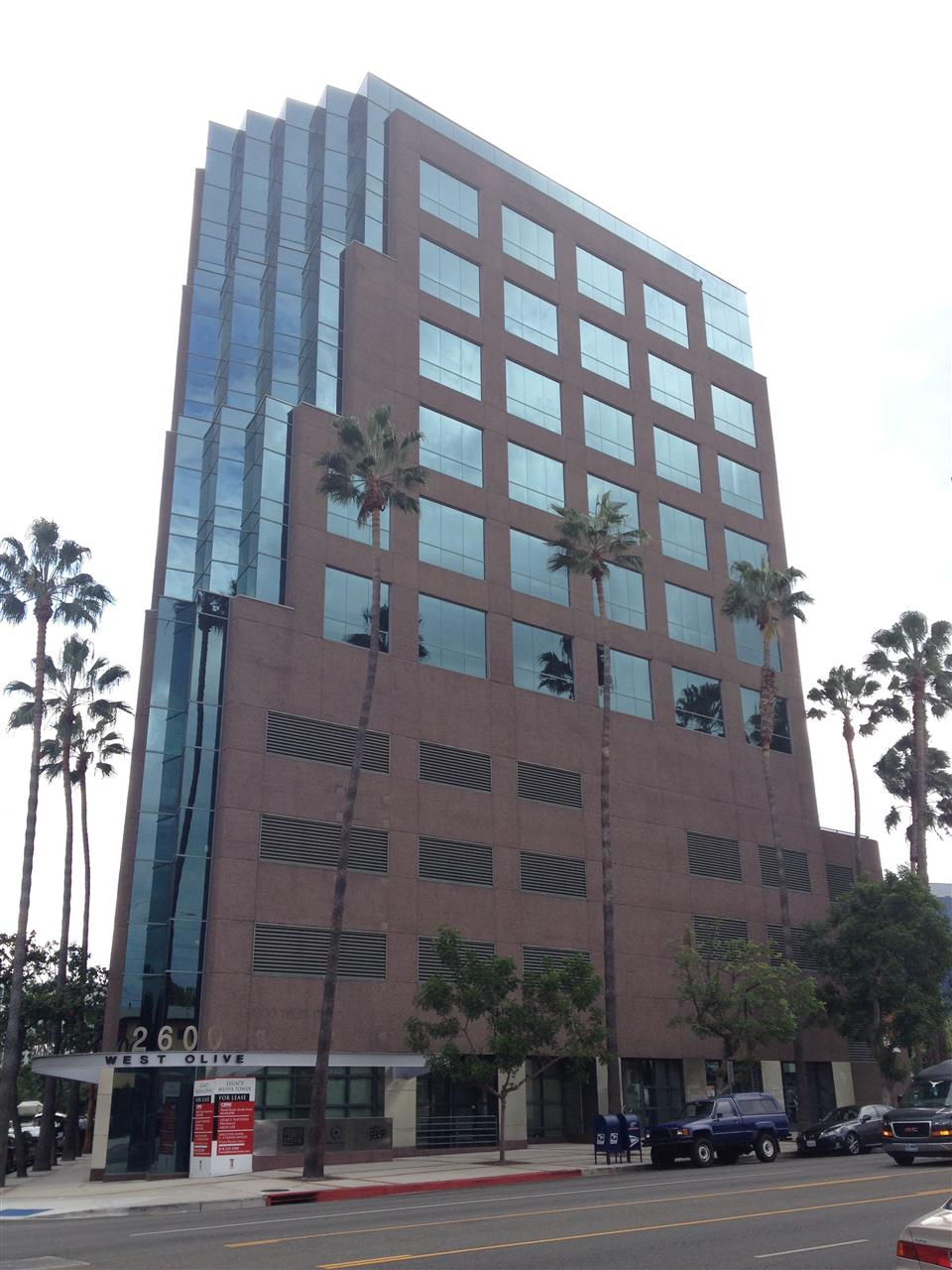 2600 W Olive Ave - Legacy Media Tower - Office - Lease
