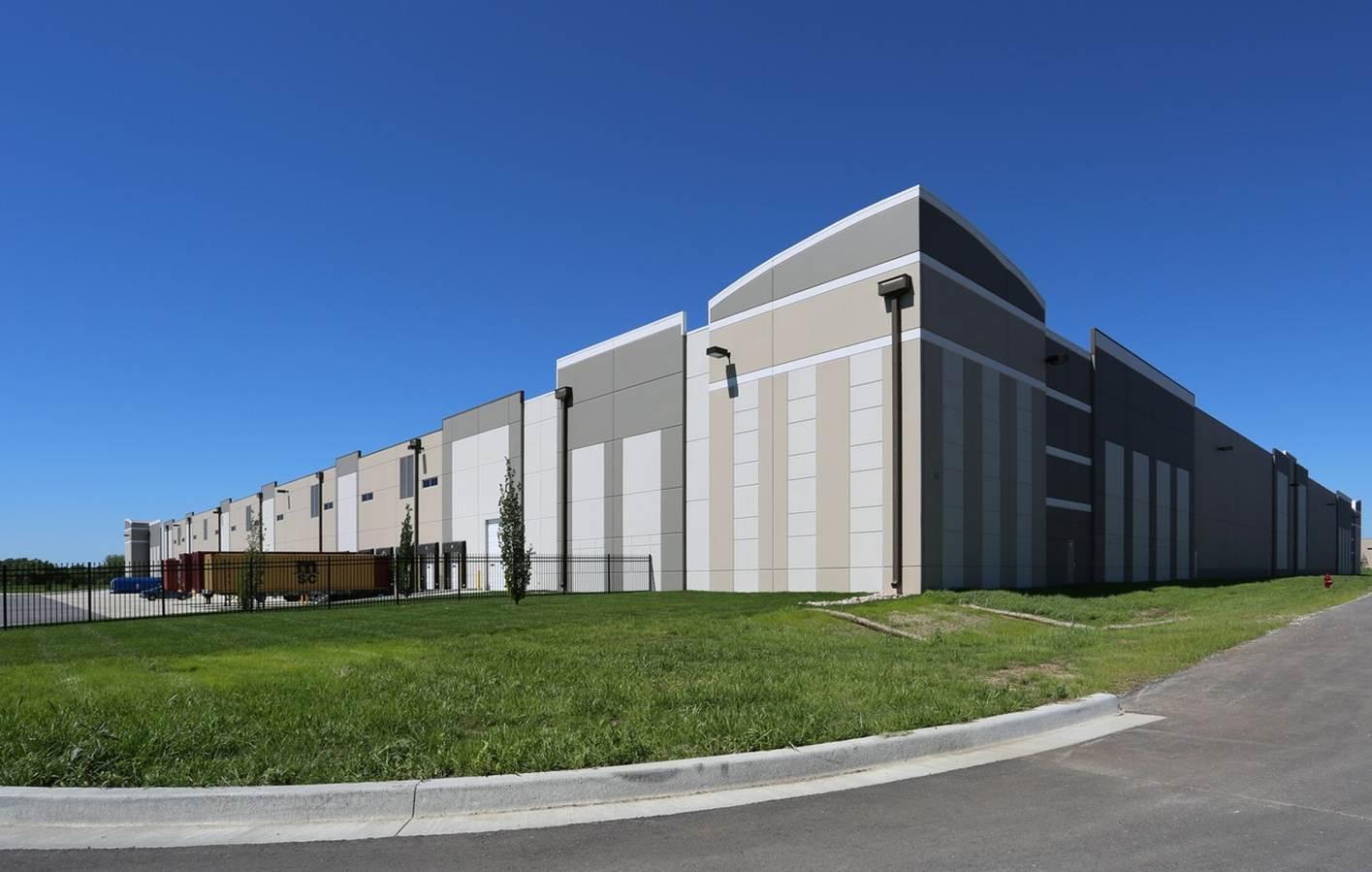 Logistics Park Kansas City Inland Port III - Demdaco - Industrial - Lease