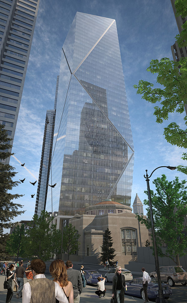 F5 Tower - Office - Lease