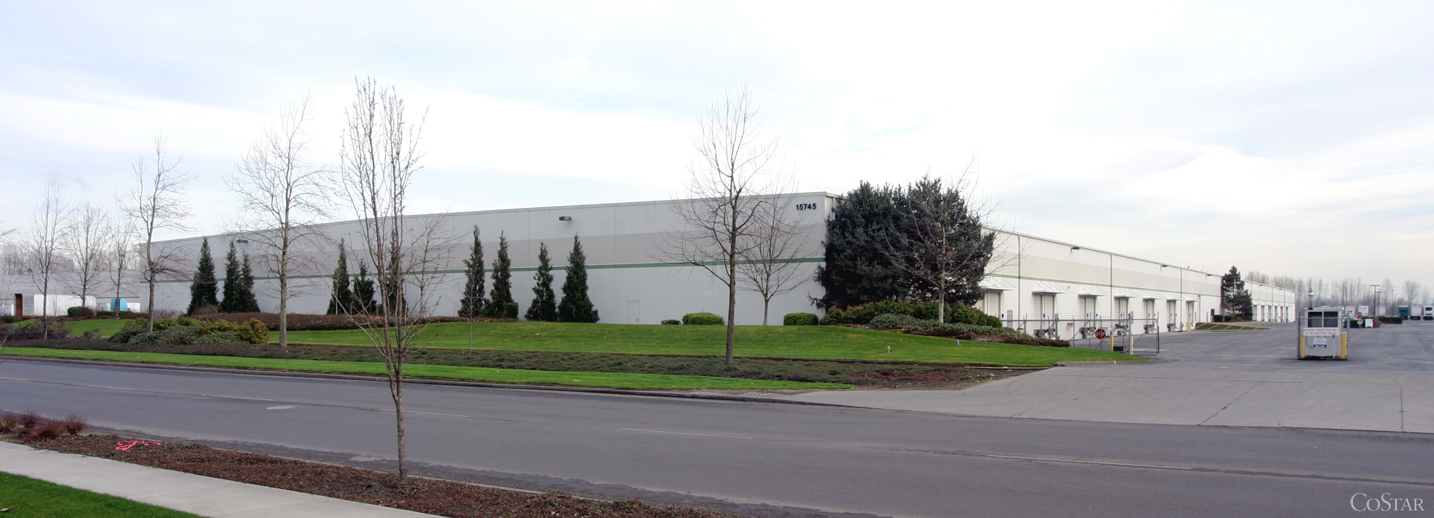 Kelley Point Distribution Center - Building 2 - Industrial - Lease