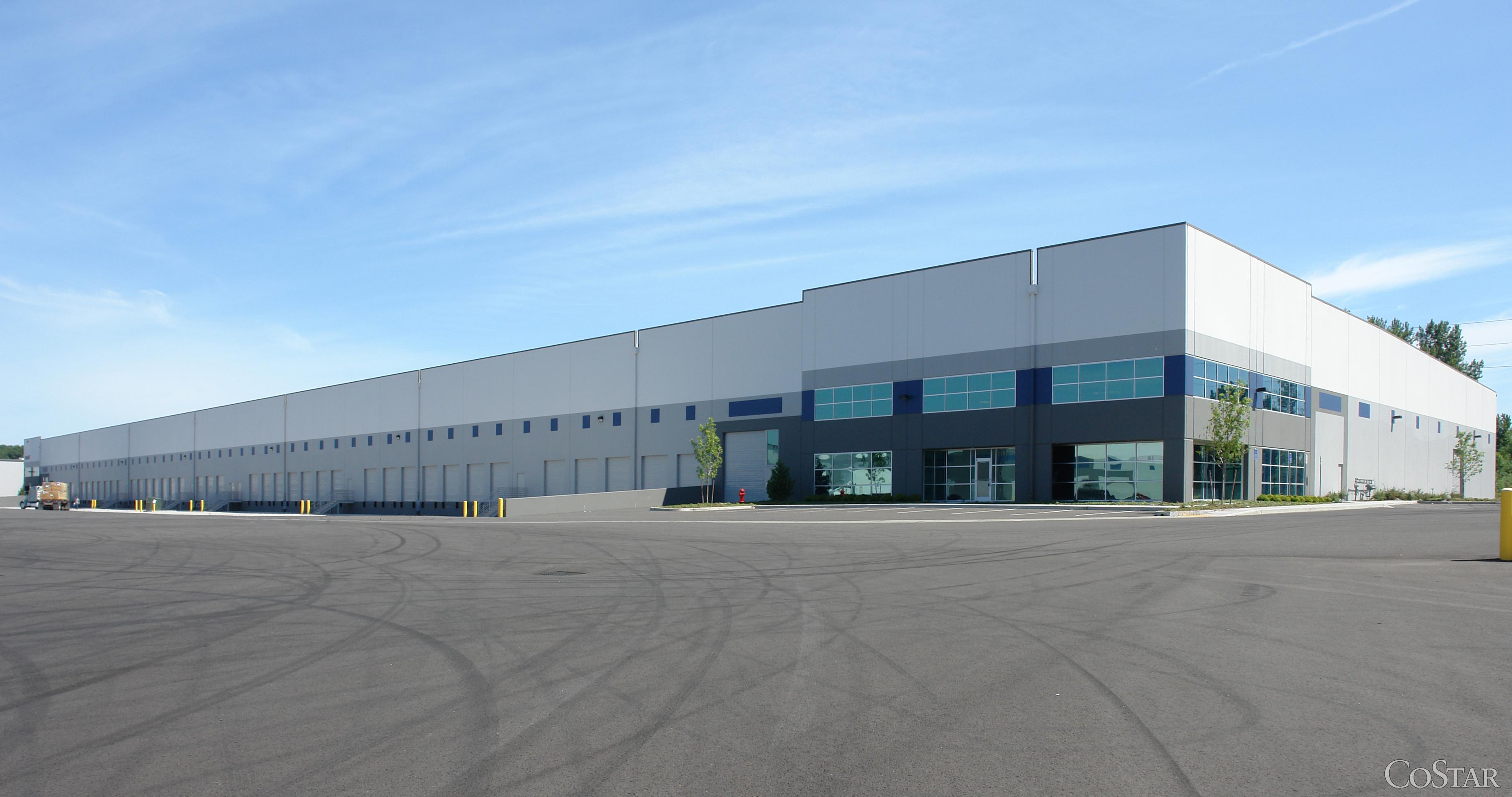 Kelley Point Distribution Center - Building 4 - Industrial - Lease