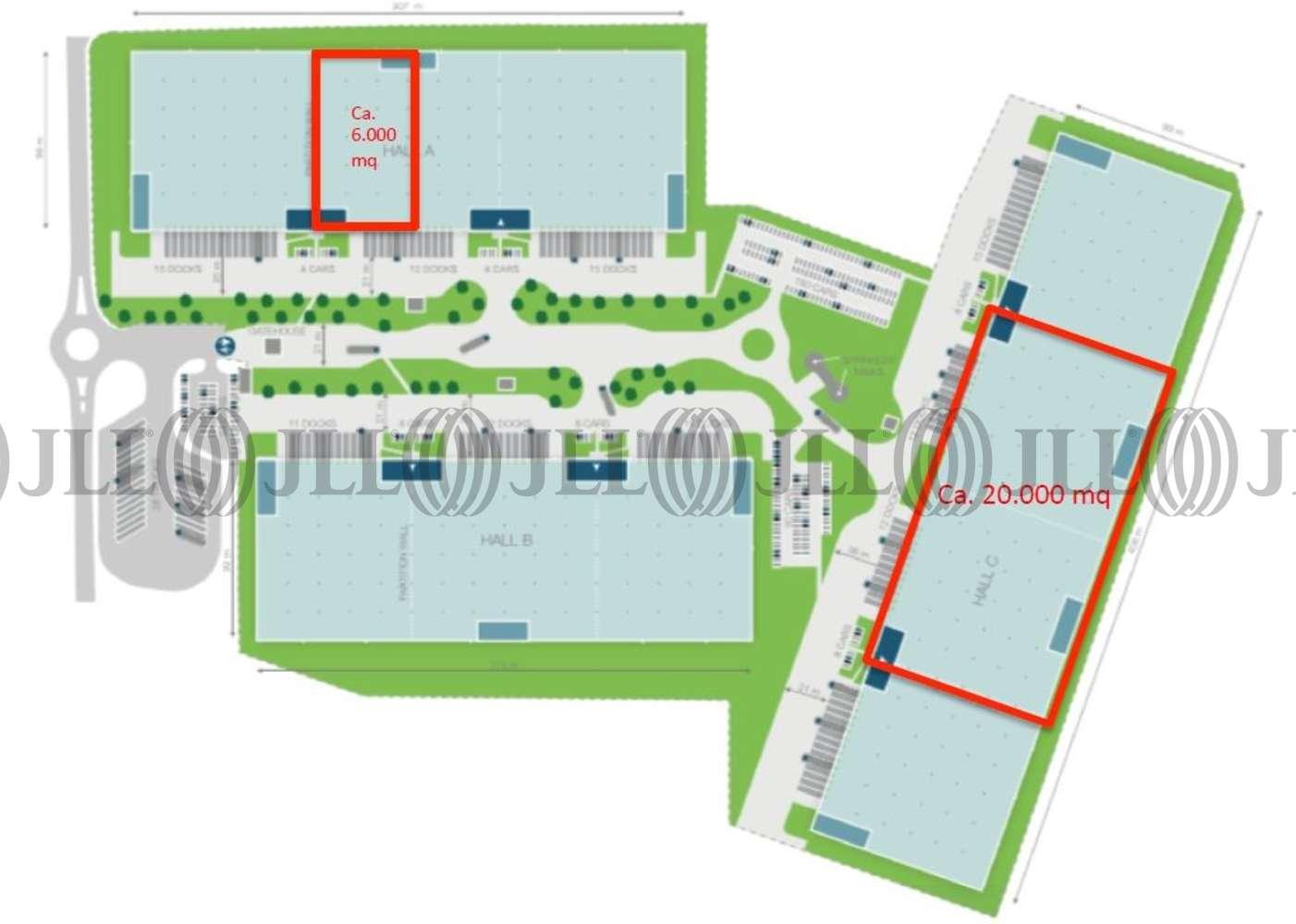 Magazzini industriali e logistici Tortona, 15057 - Logicor Logistics Park Alessandria