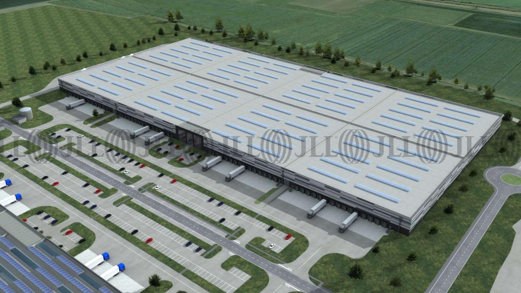 Magazzini industriali e logistici Fara in sabina, 02032 - Vailog Polo Logistico Roma Nord