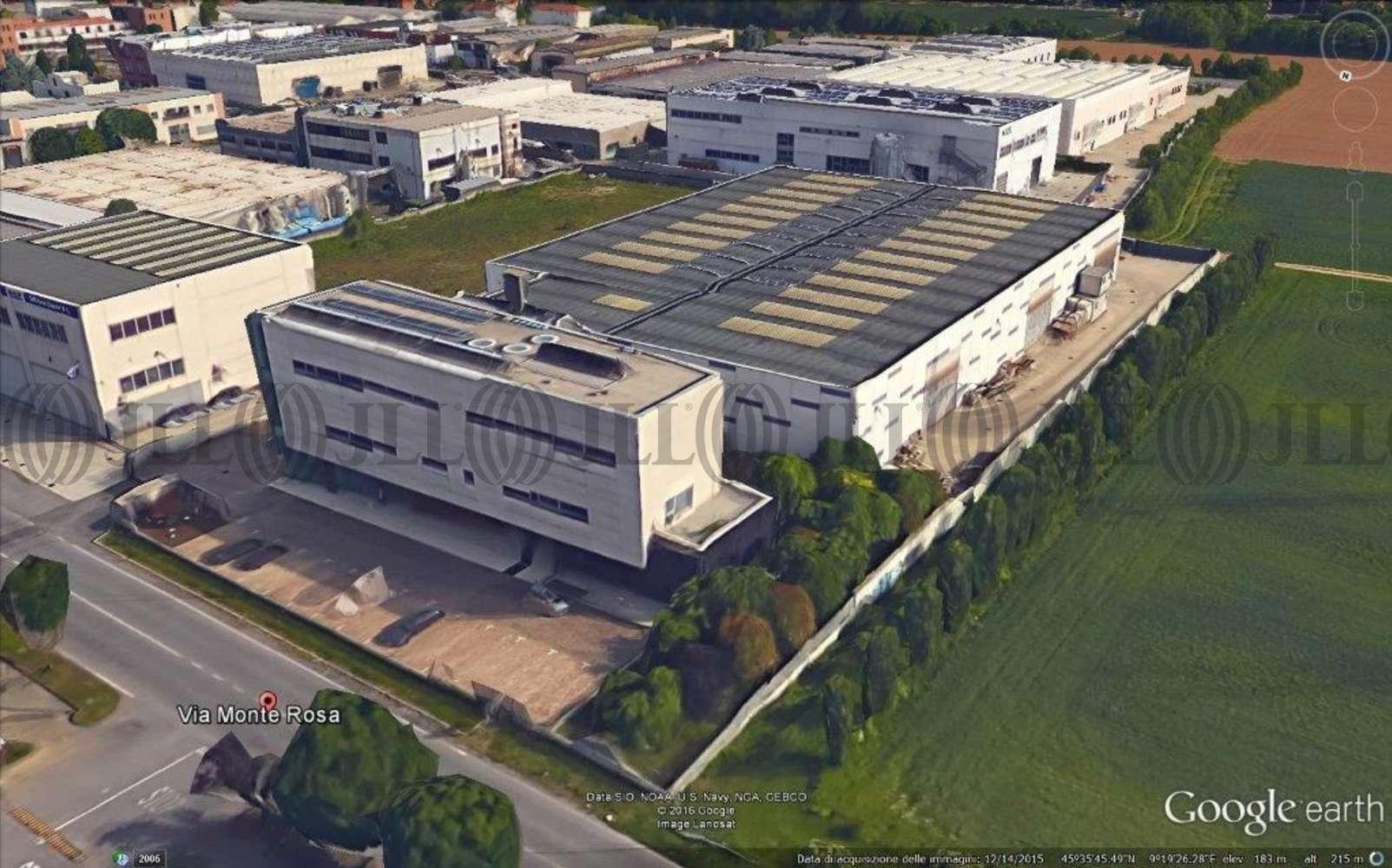 Magazzini industriali e logistici Concorezzo, 20863 - Concorezzo Monte Rosa