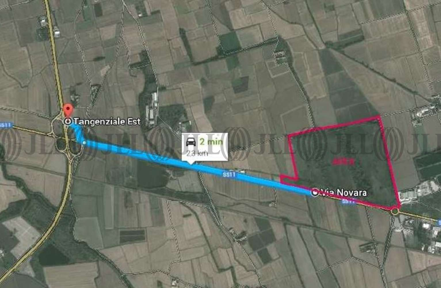 Magazzini industriali e logistici Trecate, 28069 - Trecate