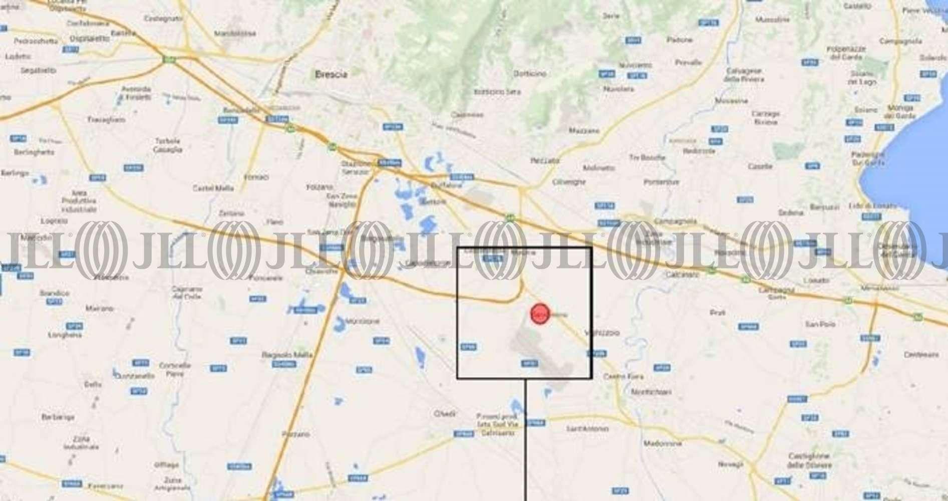 Magazzini industriali e logistici Bandierino, 25018 - Brescia - Fascia d'Oro