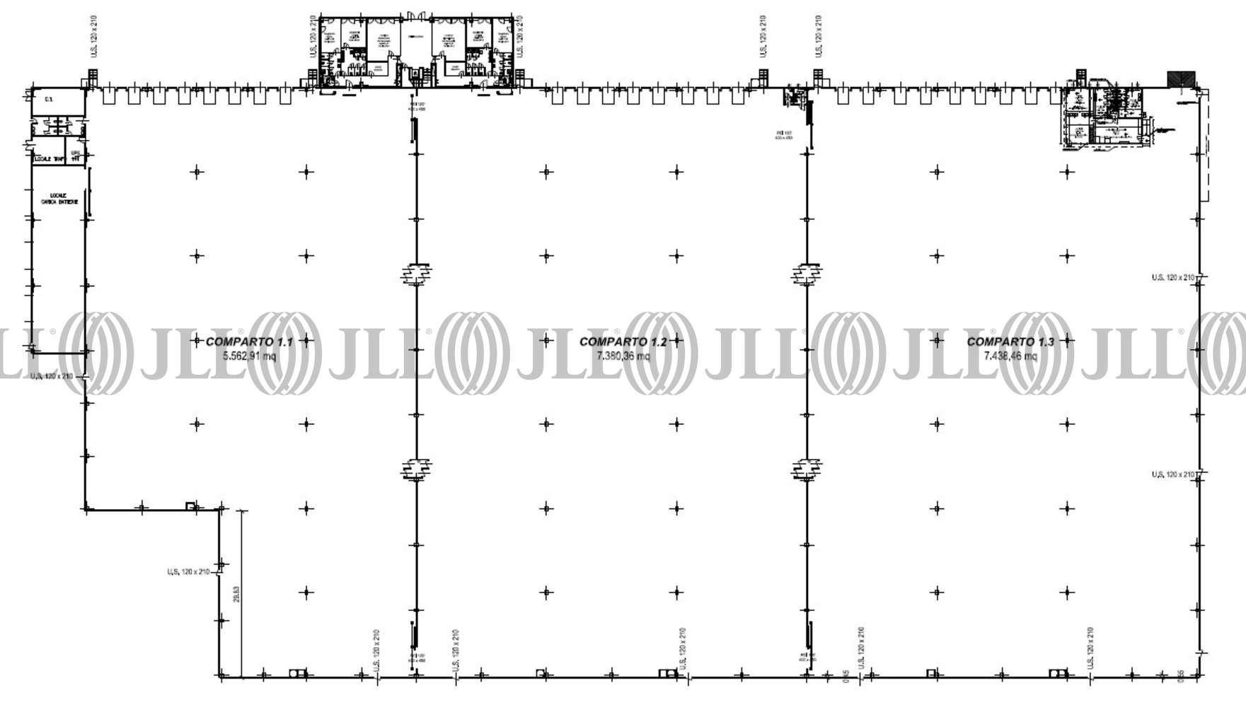 Magazzini industriali e logistici Castel san pietro terme, 40024 - Castel San Pietro Terme (BO)