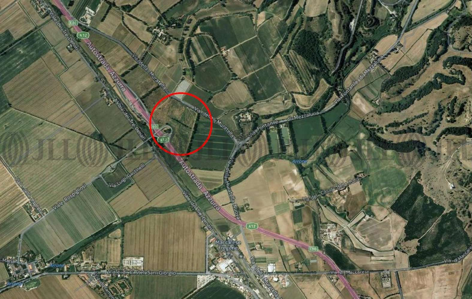 Magazzini industriali e logistici Fregene, 00054 - Centro Breccia