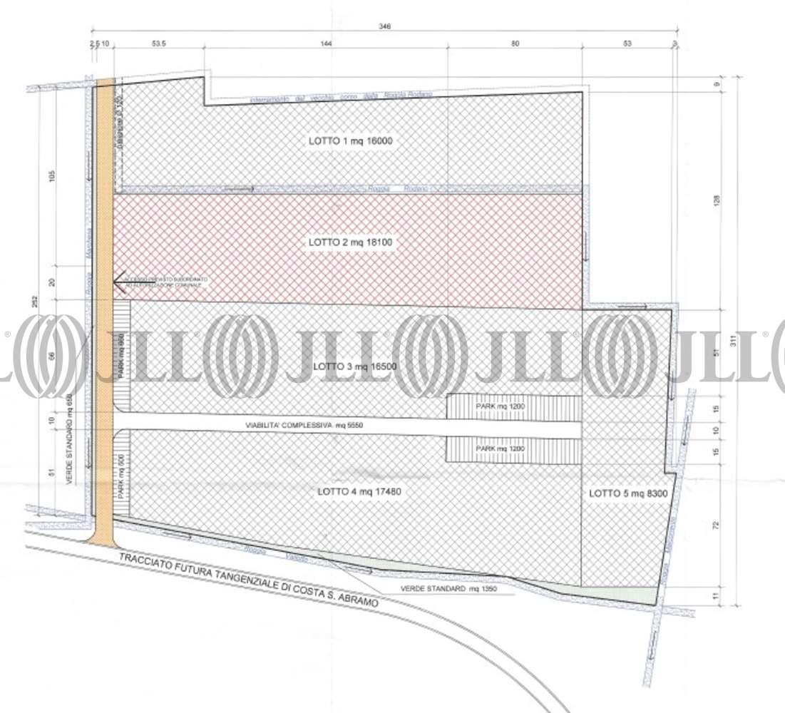 Magazzini industriali e logistici Castelverde, 26022 - Area Logistica Castelverde