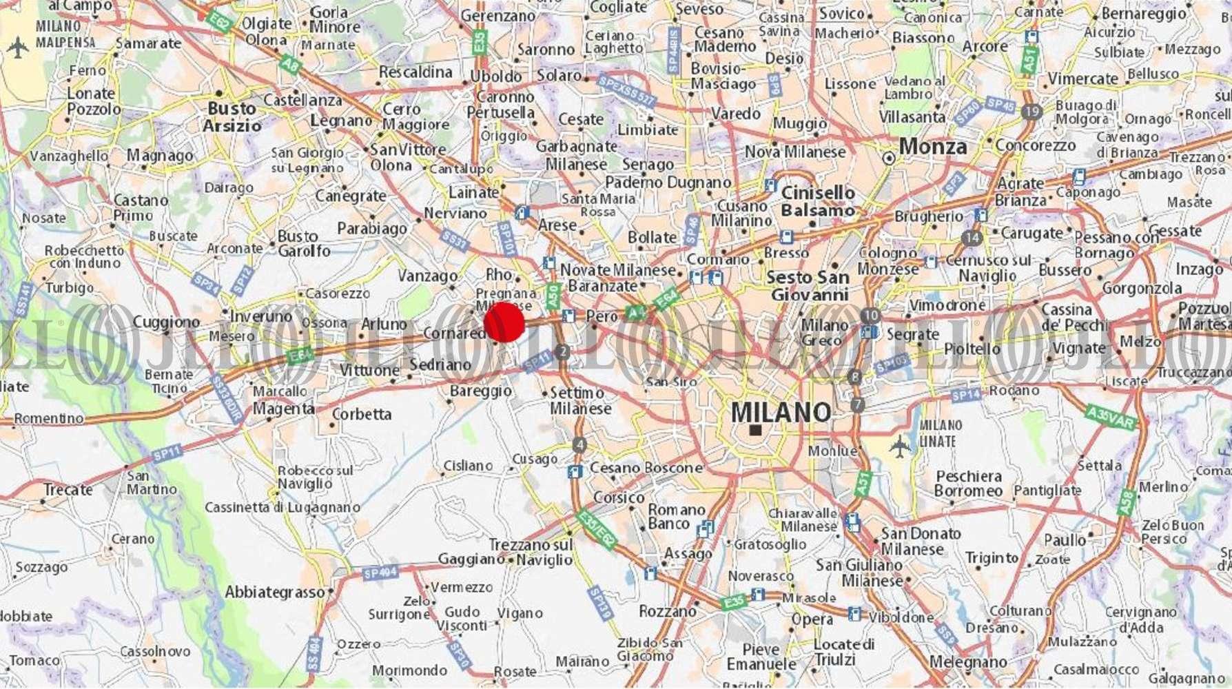 Magazzini industriali e logistici Pregnana milanese, 20010 - Pregnana