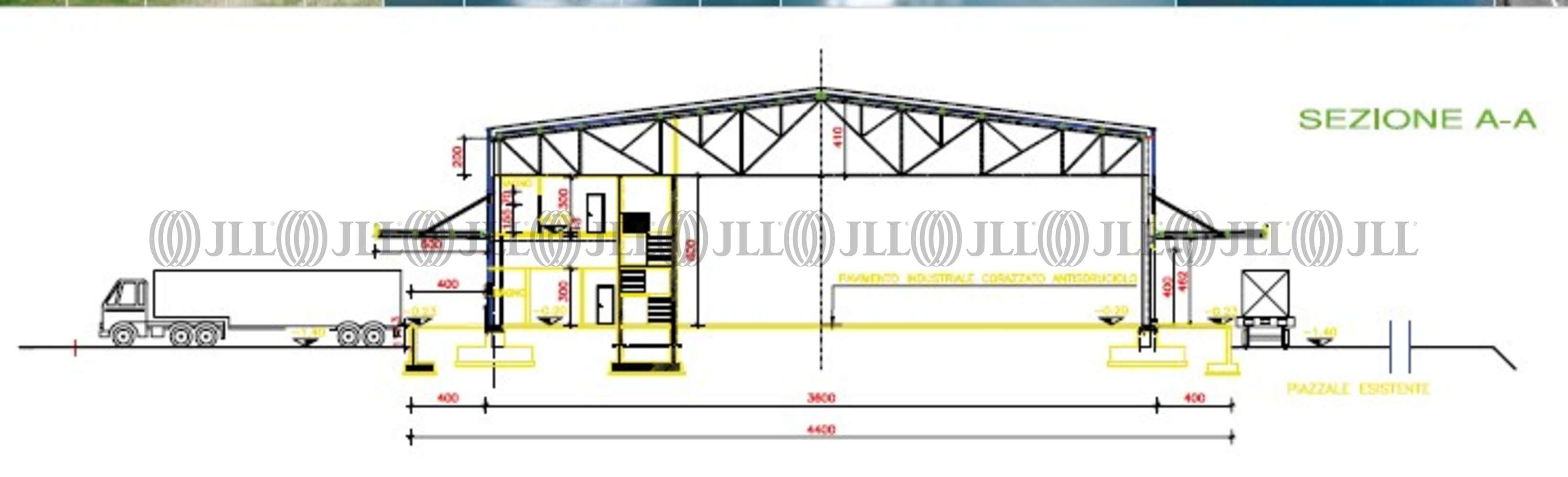Magazzini industriali e logistici Rovigo, 45100 - Rovigo Interporto