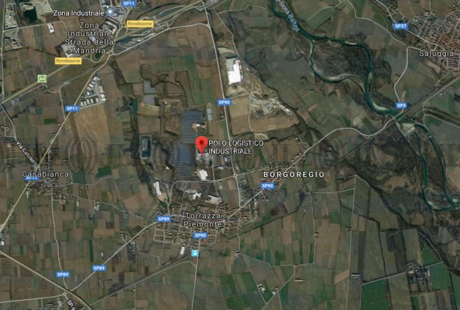 Magazzini industriali e logistici Torrazza, 10037 - Area edificabile Torrazza