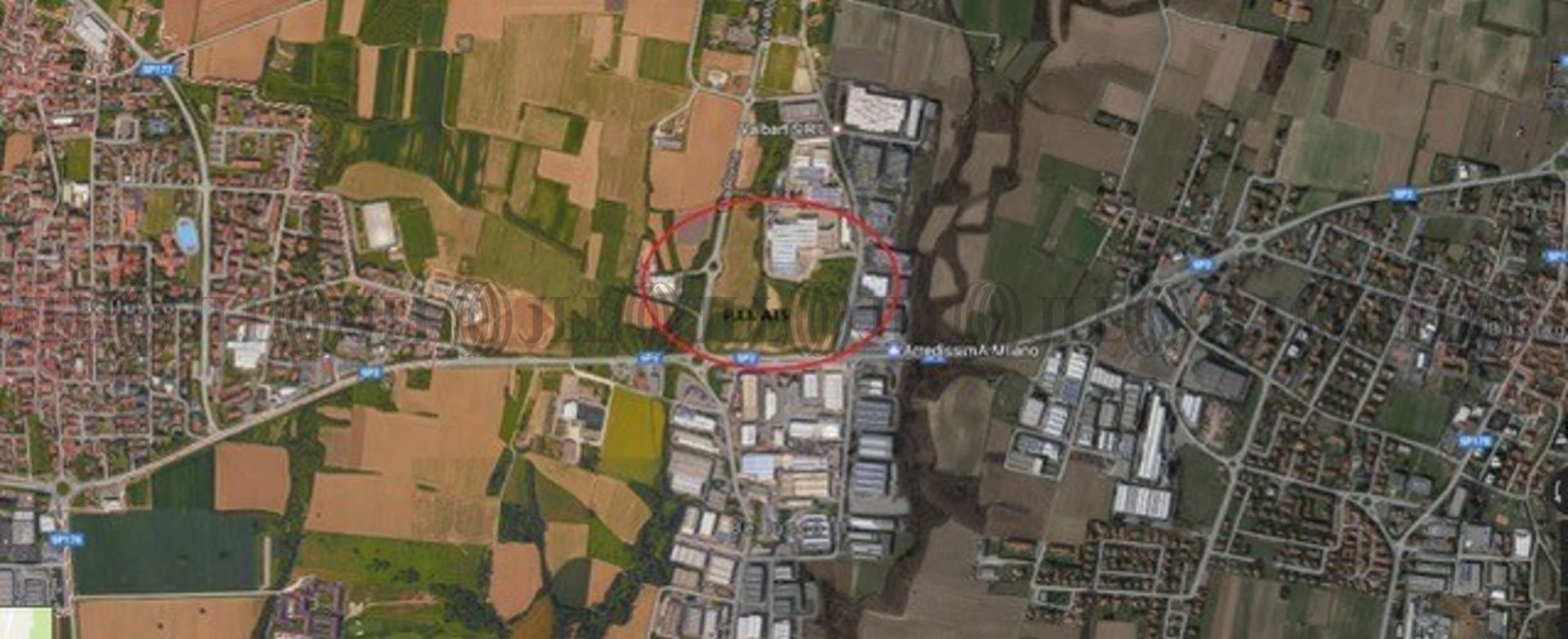 Magazzini industriali e logistici Bellusco, 20882 - Bellusco - Area per logistica