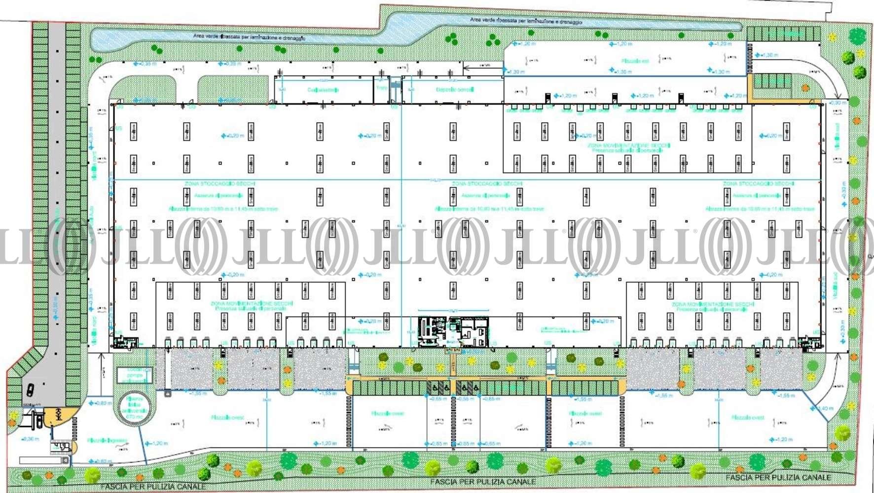 Magazzini industriali e logistici Siziano, 27010 - Siziano