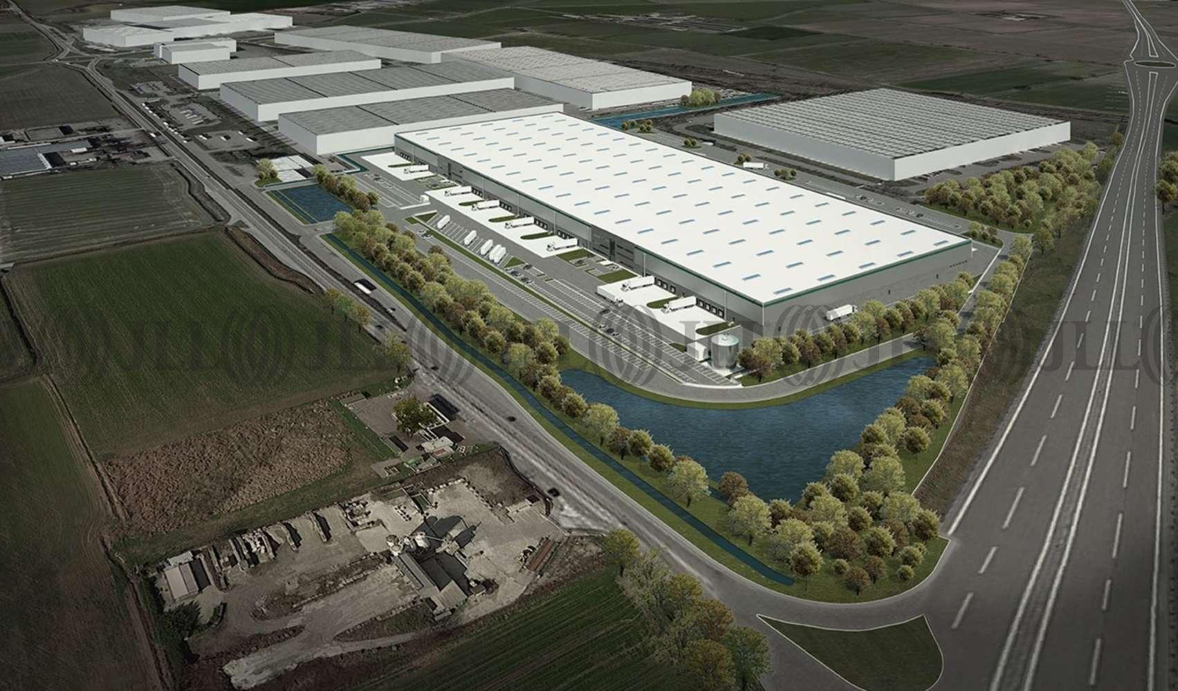 Magazzini industriali e logistici Casalpusterlengo, 26841 - Area logistica Lodi