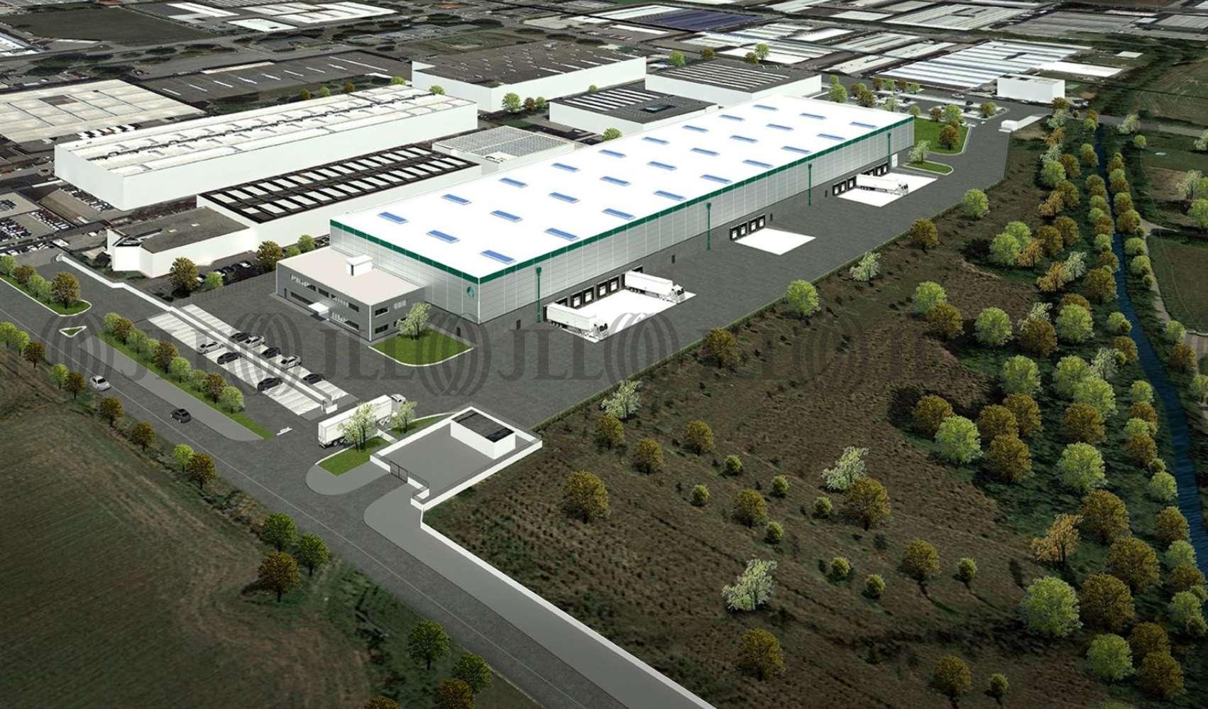 Magazzini industriali e logistici Lainate, 20020 - Area Logistica Lainate
