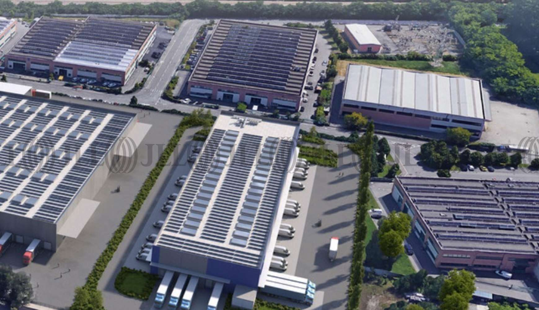 Magazzini industriali e logistici Calderara di reno, 40012 - Magazzino logistico Bologna