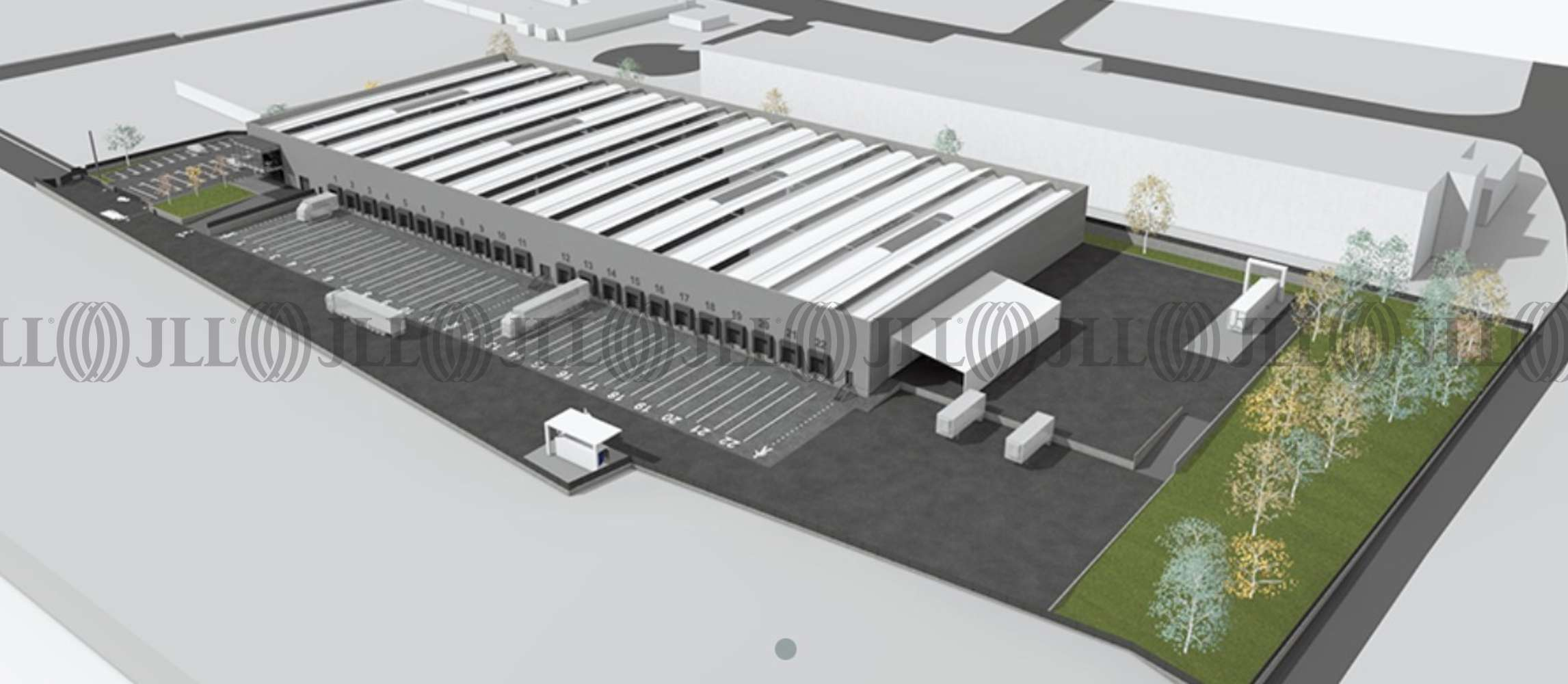 Magazzini industriali e logistici Cameri, 28062 - Magazzino logistico Cameri