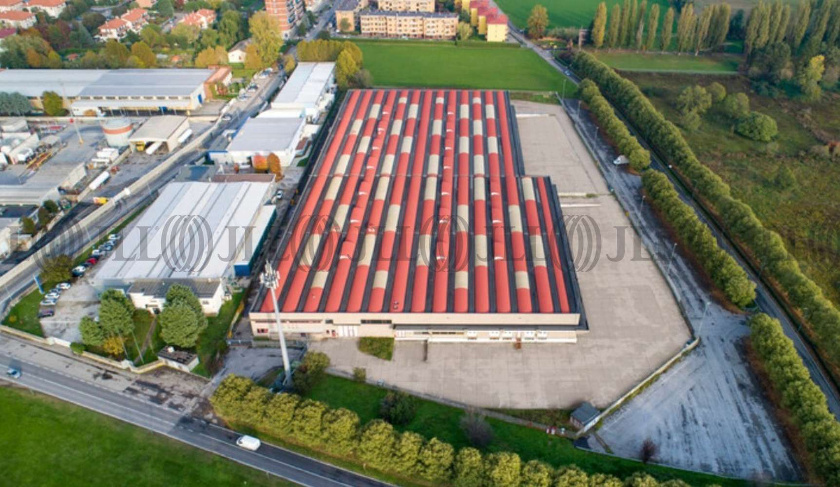 Magazzini industriali e logistici Settala, 20090 - Settala sviluppo logistico