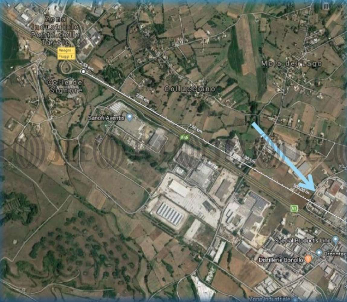 Magazzini industriali e logistici Anagni, 03012 - Anagni