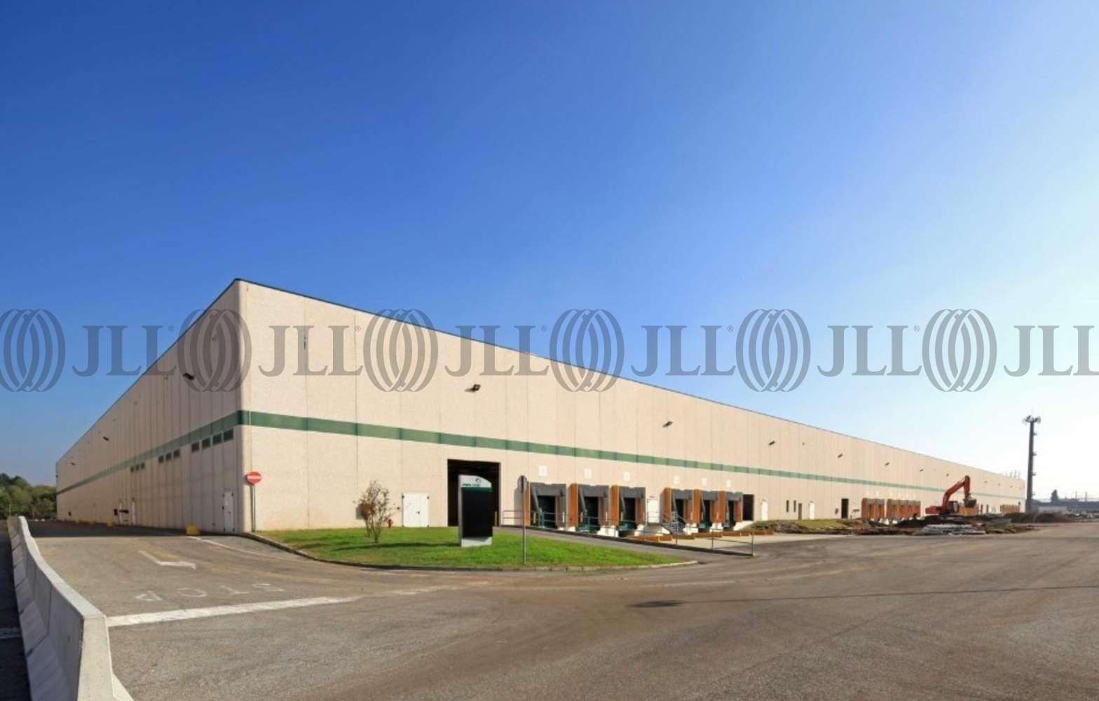 Magazzini industriali e logistici Romentino, 28068 - Romentino sviluppo logistico