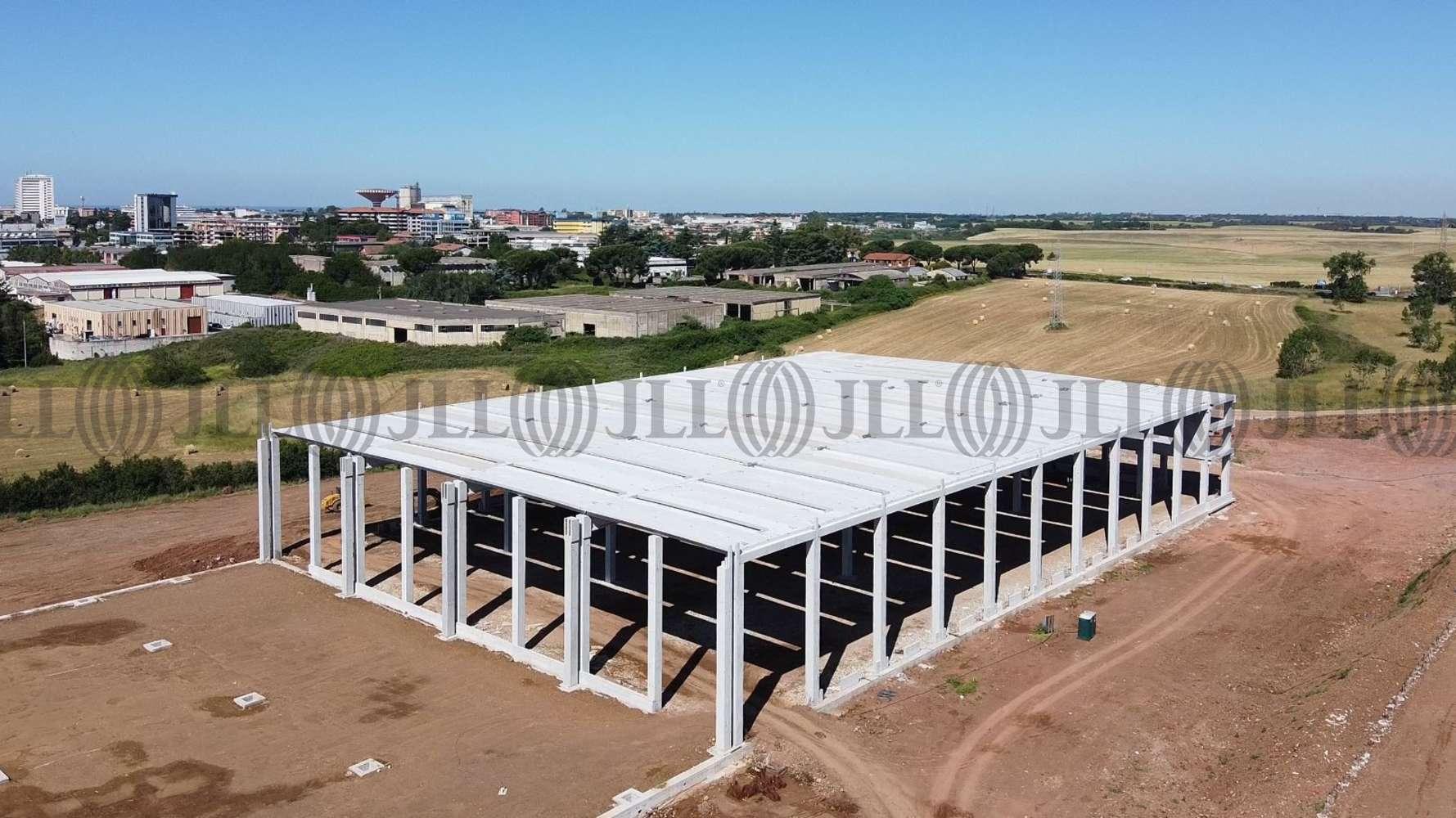 Magazzini industriali e logistici Pomezia, 00040 - Pomezia Logistics Center