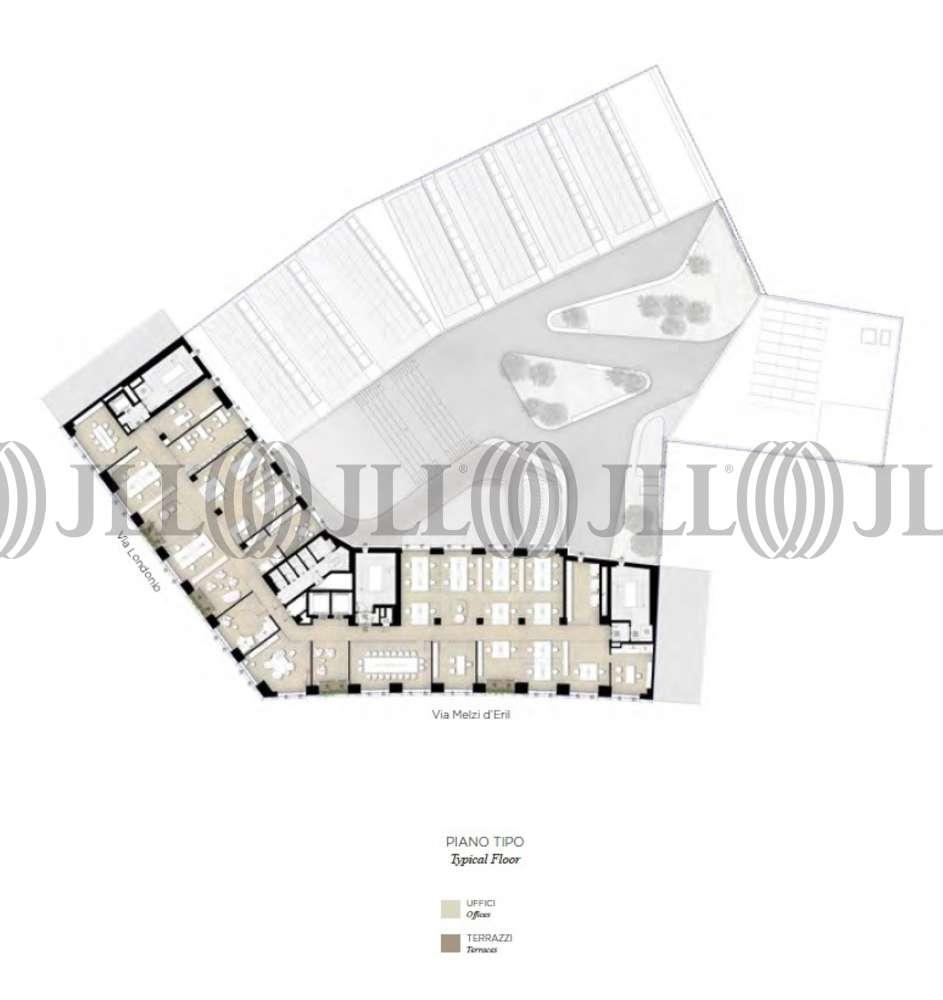Ufficio Milano, 20100 - VICTORIA BUILDING & COURT