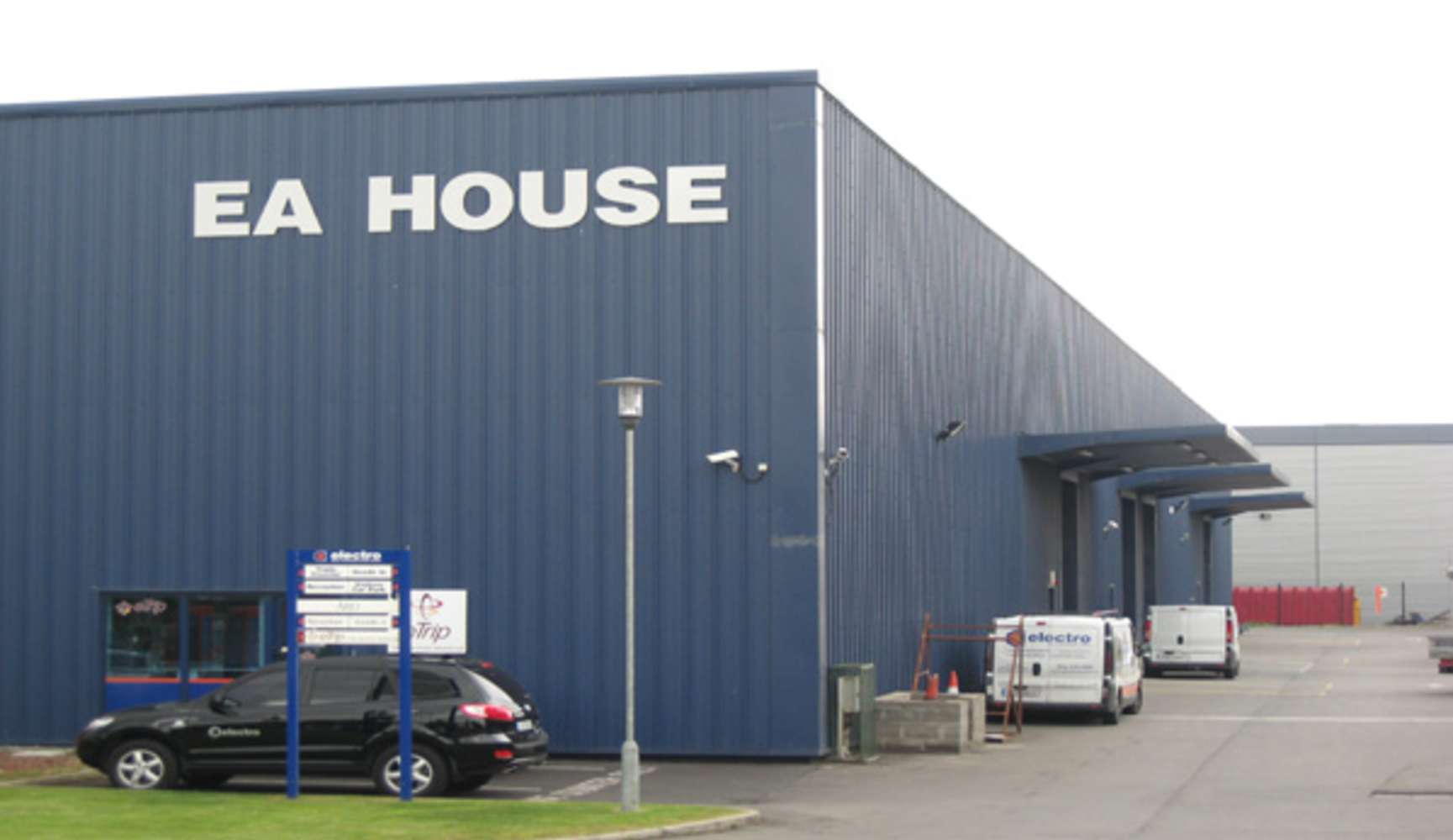 Industrial Dublin 15, D15 XWR3 - EA House (part of)
