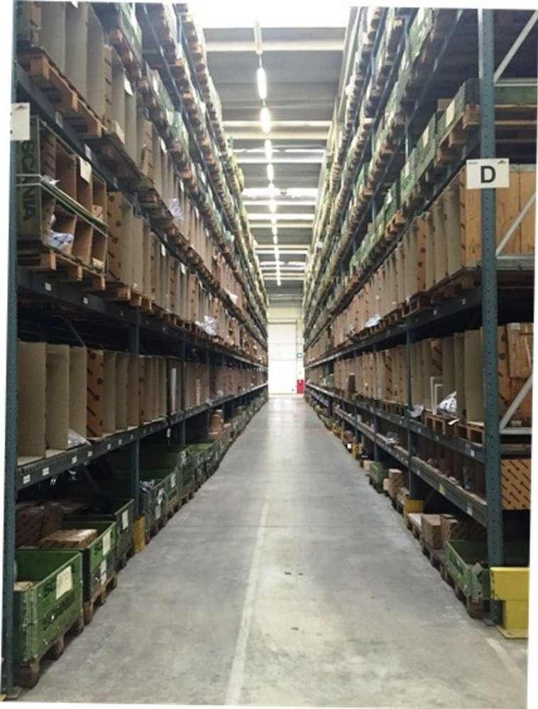 Magazzini industriali e logistici Albairate, 20080 - Albairate Warehouse