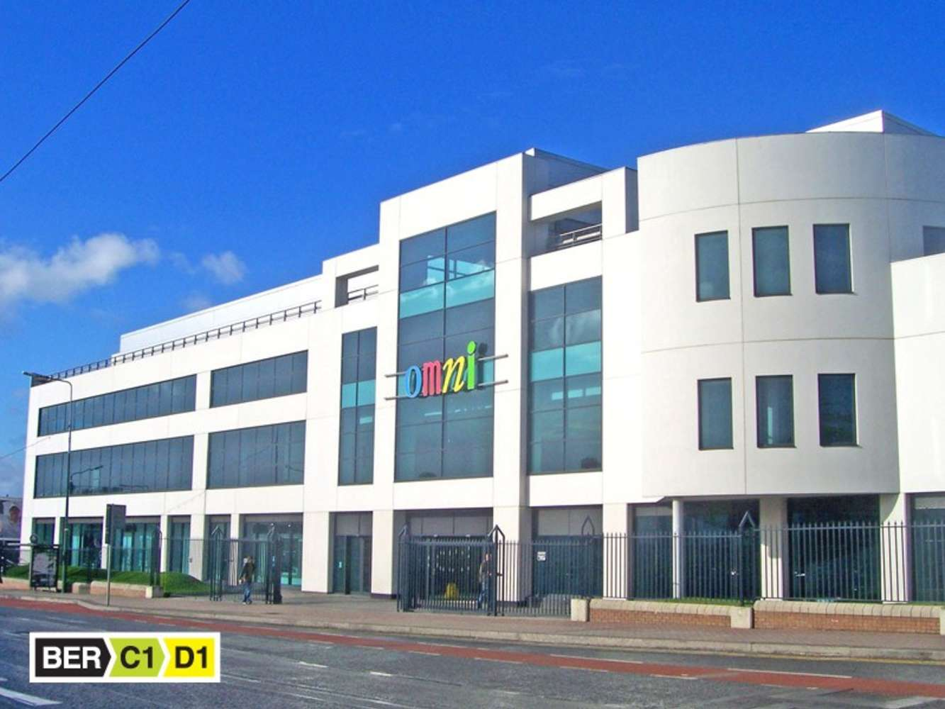 Office Dublin 9, D09 VH52 - Unit 303 Omni Park