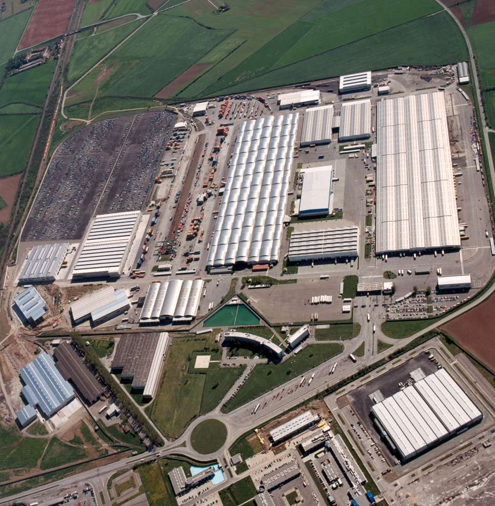 Magazzini industriali e logistici Alessandria, 15057 - Rivalta Scrivia