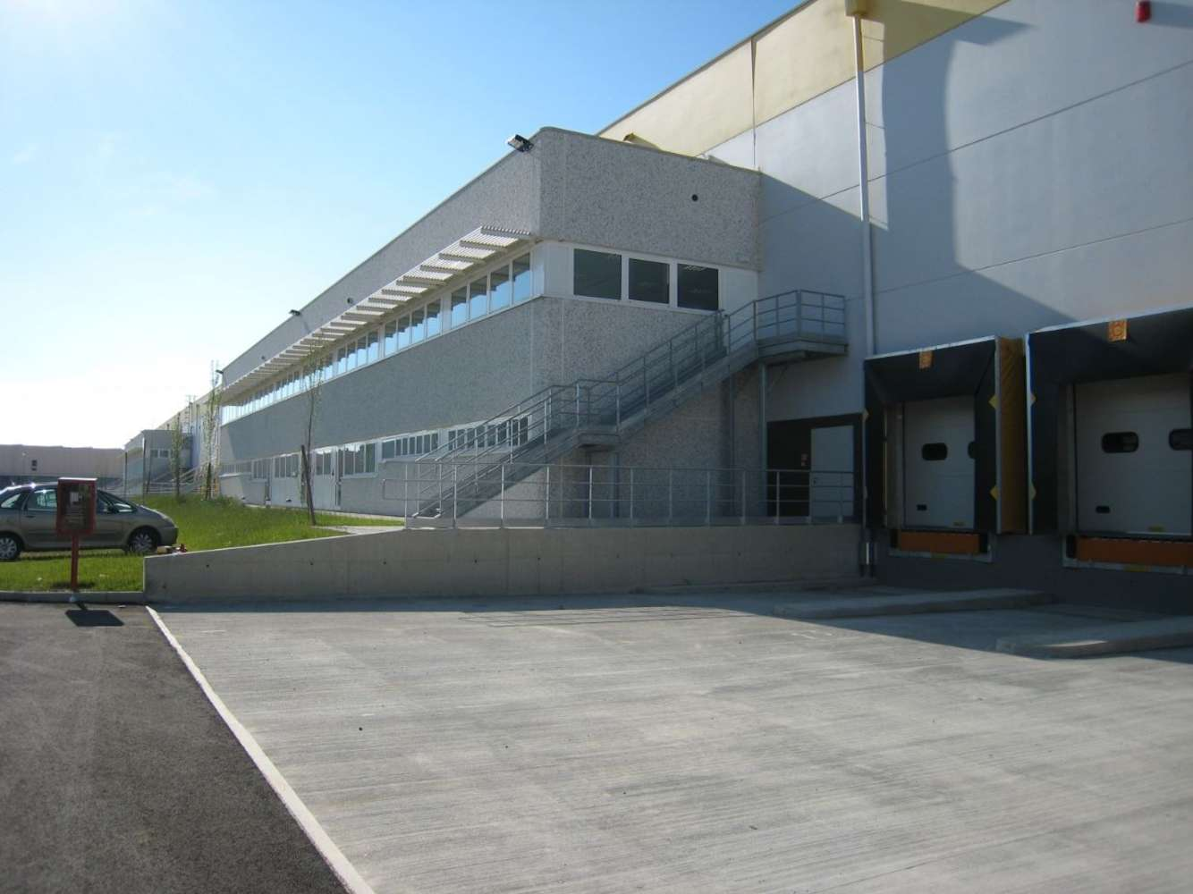 Magazzini industriali e logistici Biandrate (no), 28061 - Biandrate Logistics Park
