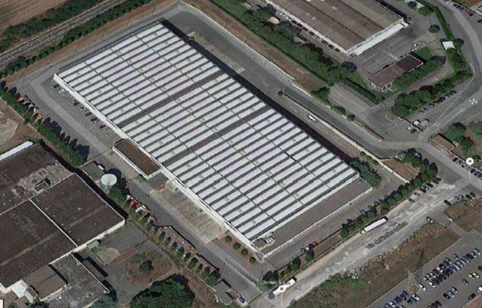 Magazzini industriali e logistici Pomezia, 00040 - Pomezia Santa Palomba - Tor del Vescovo