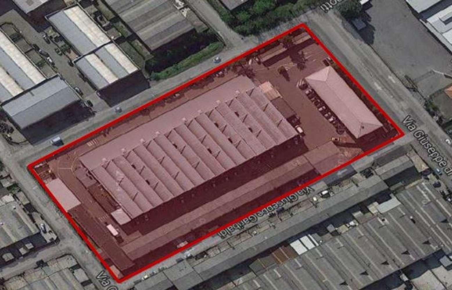 Magazzini industriali e logistici Pieve emanuele, 20090 - Pieve Emanuele - Via di Vittorio