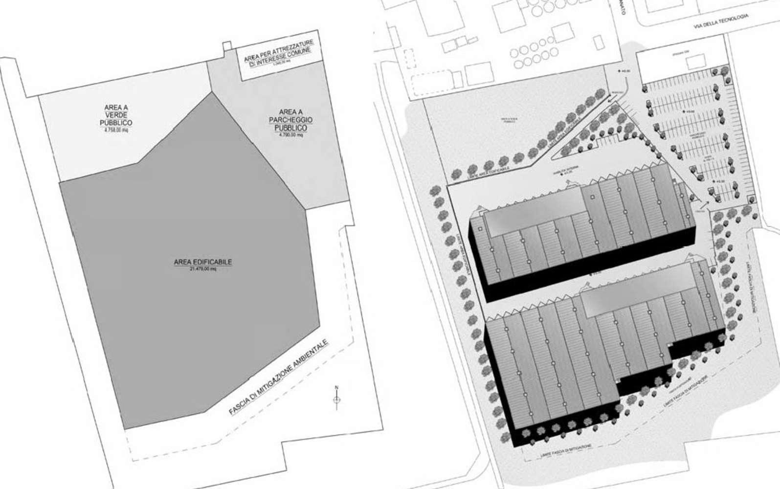 Magazzini industriali e logistici Inveruno, 20010 - Inveruno