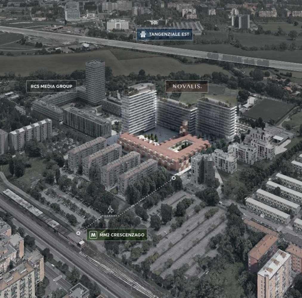 Ufficio Milano, 20132 - Novalis