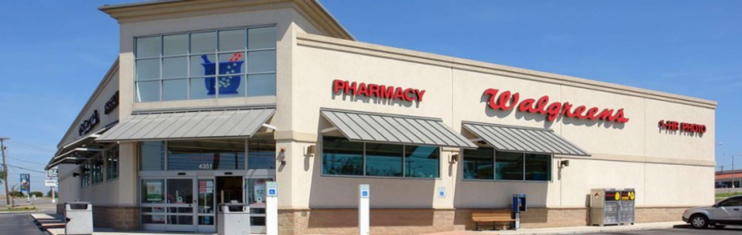 Retail San antonio - Walgreens 7308 - THOUSAND OAKS DR - San Antonio, TX