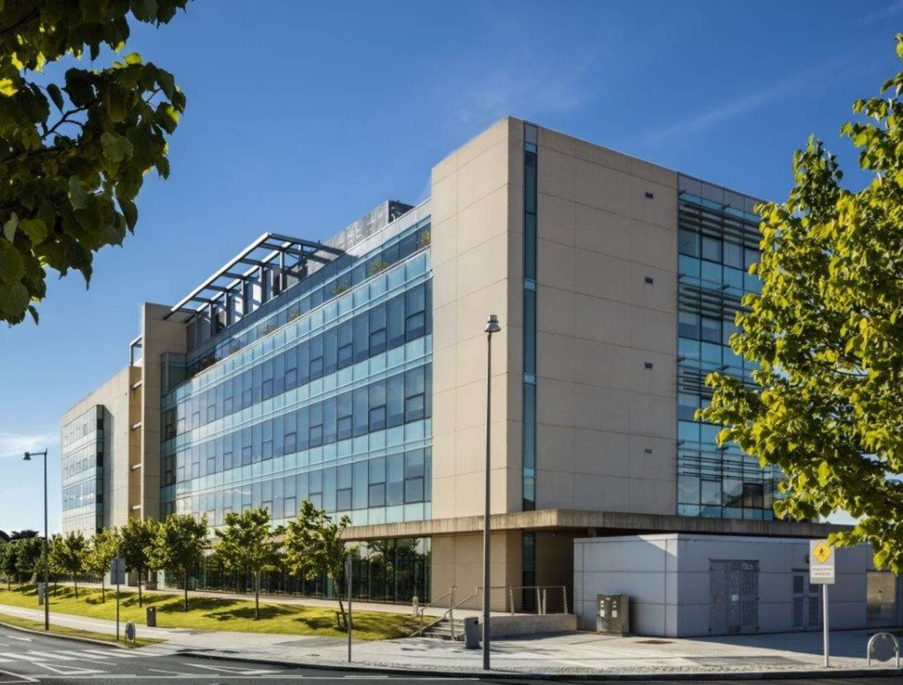 Office Dublin 18, D18 K8Y4 - The Herbert Building