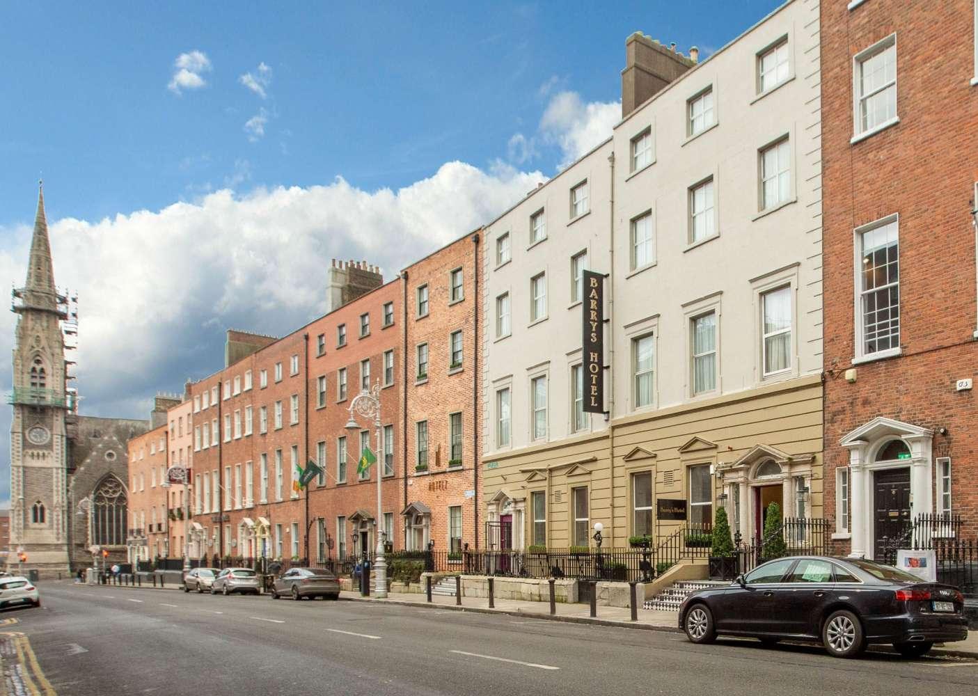 Hotels & hospitality Dublin 1, D01 PP66 - Barry's Hotel