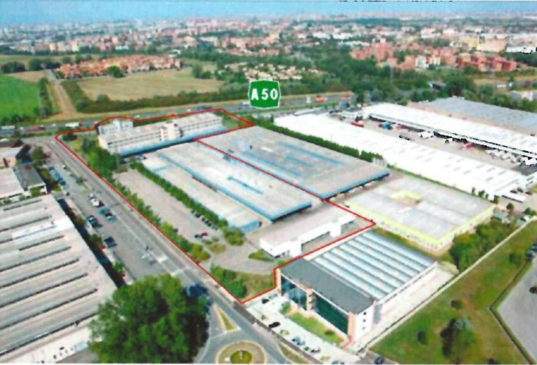 Magazzini industriali e logistici Buccinasco, 20090 - Buccinasco logistica